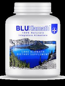 Blu Klamath alga dimagrante