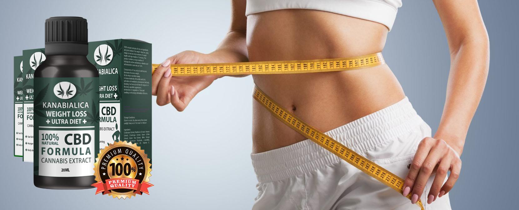 Kanabialica integratore per perdere peso