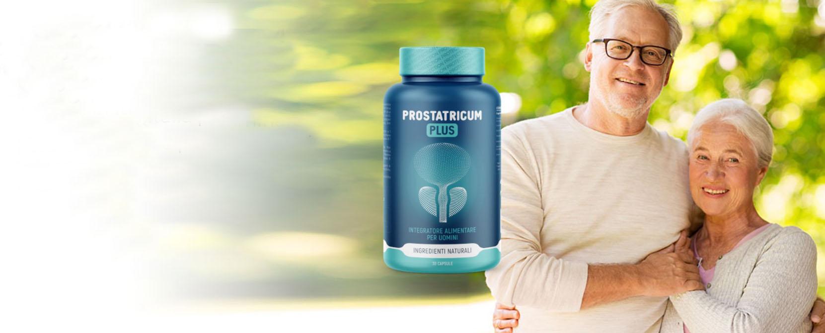 Prostatricum Plus integratore alimentare per la prostata