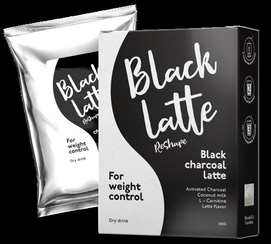 black-latte-cosa-e