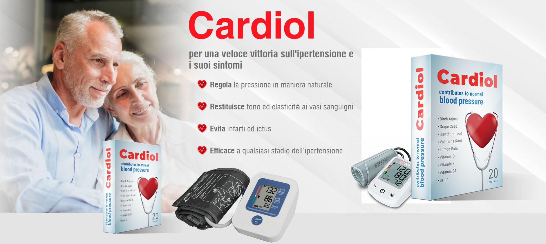 cardiol integratore