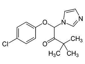 formula chimica del climbazolo