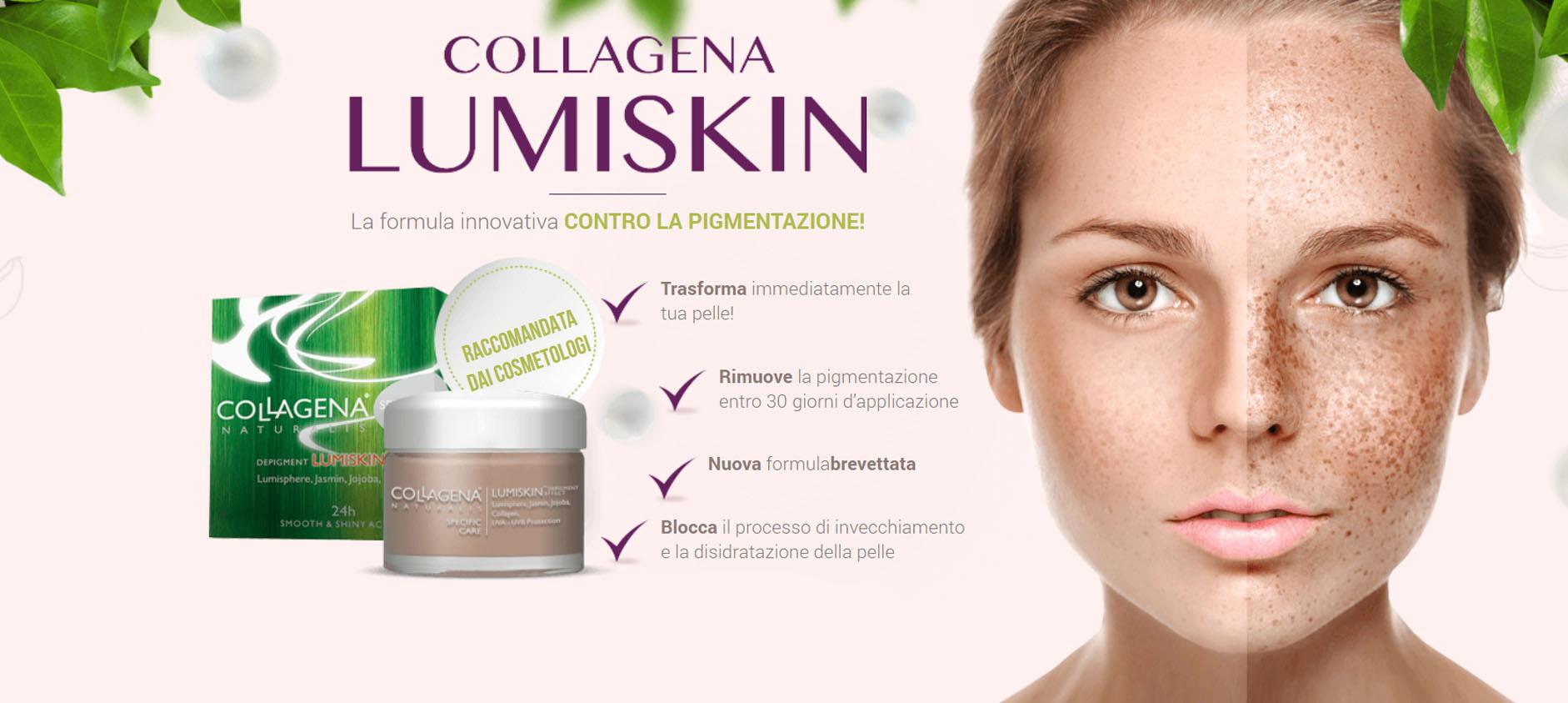 collagena lumiskin crema