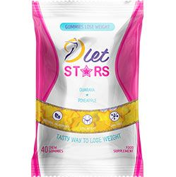 Diet Stars gomme dimagranti