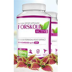 pastiglie forskolin active