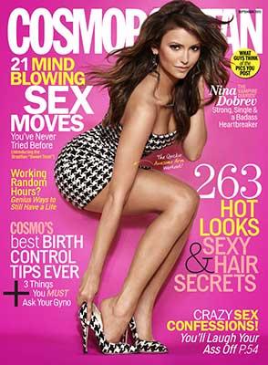 copertina cosmopolitan
