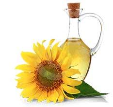 bottiglia di deidro con fiore