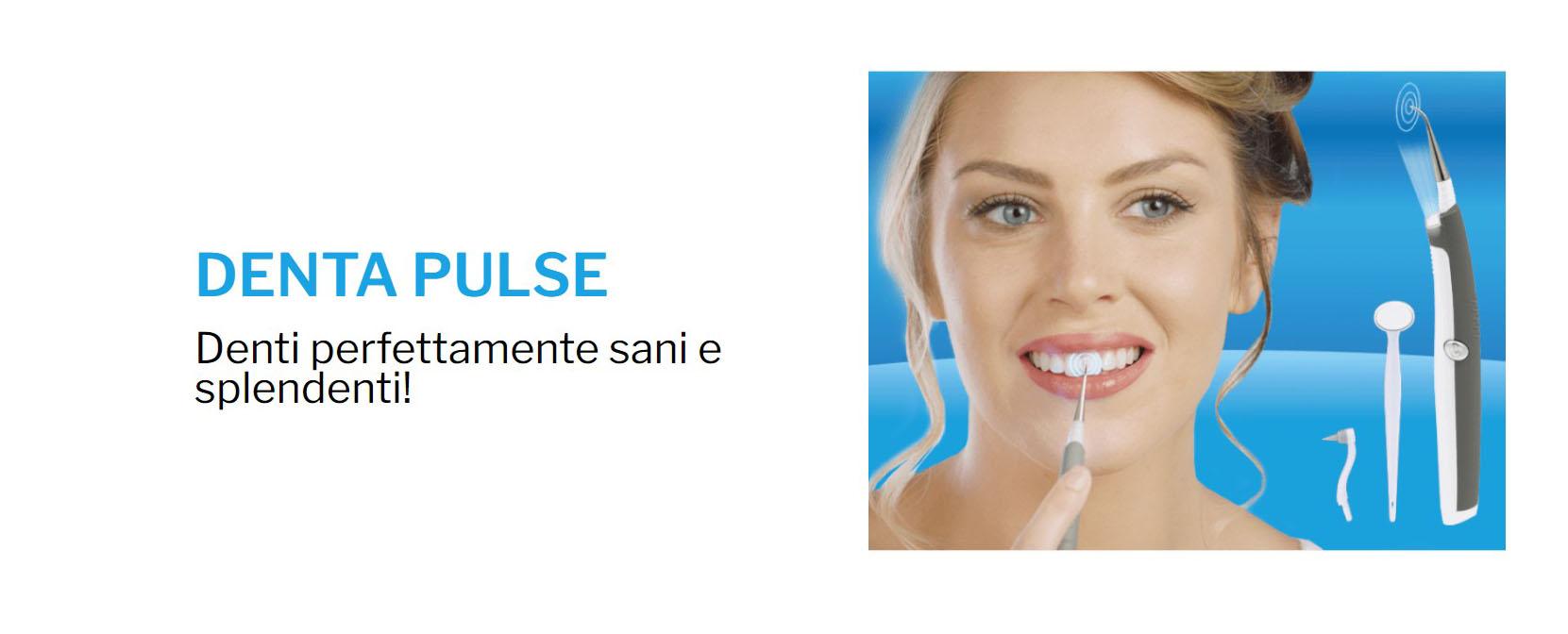 dispositivo pulizia denti