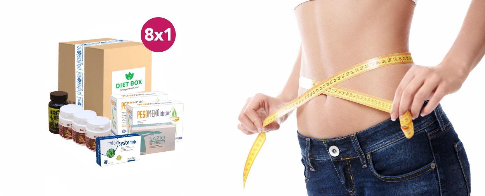 diet box benefici