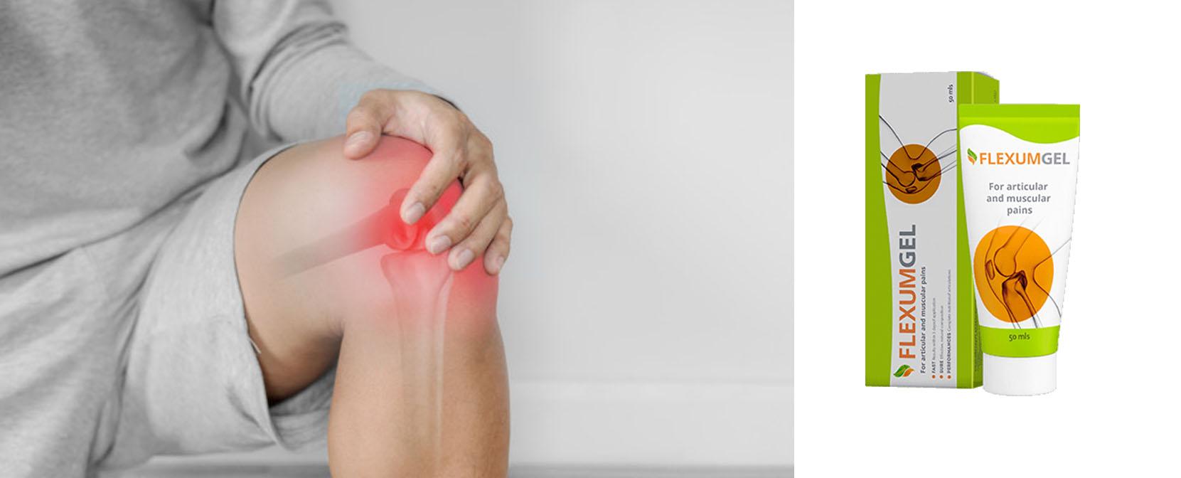 gel dolori articolari flexumgel