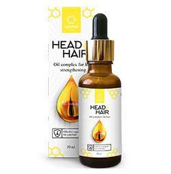 confezione head hair
