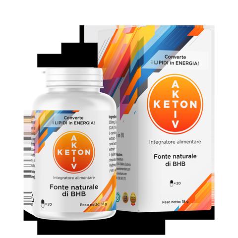 keton active integratore