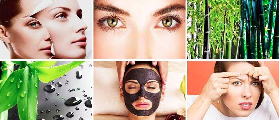 esempi di maschere per il viso
