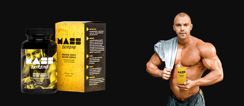integratore muscoli mass extreme