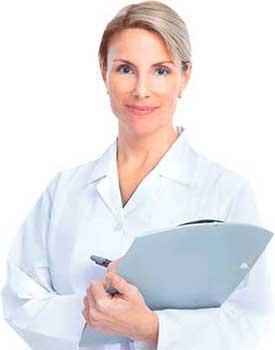 medico consiglia il prodotto