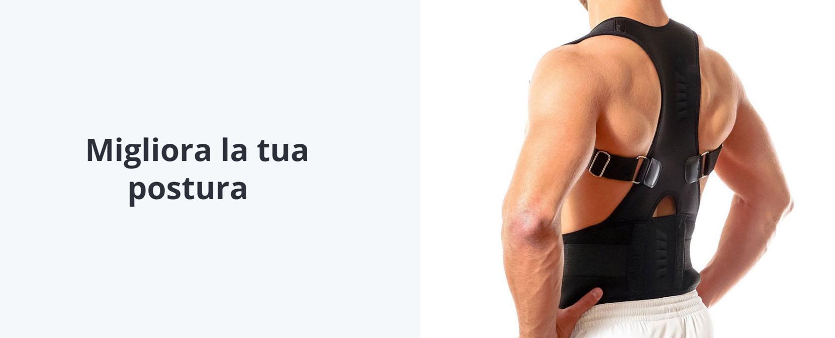 dispositivo mal di schiena ok shoulder