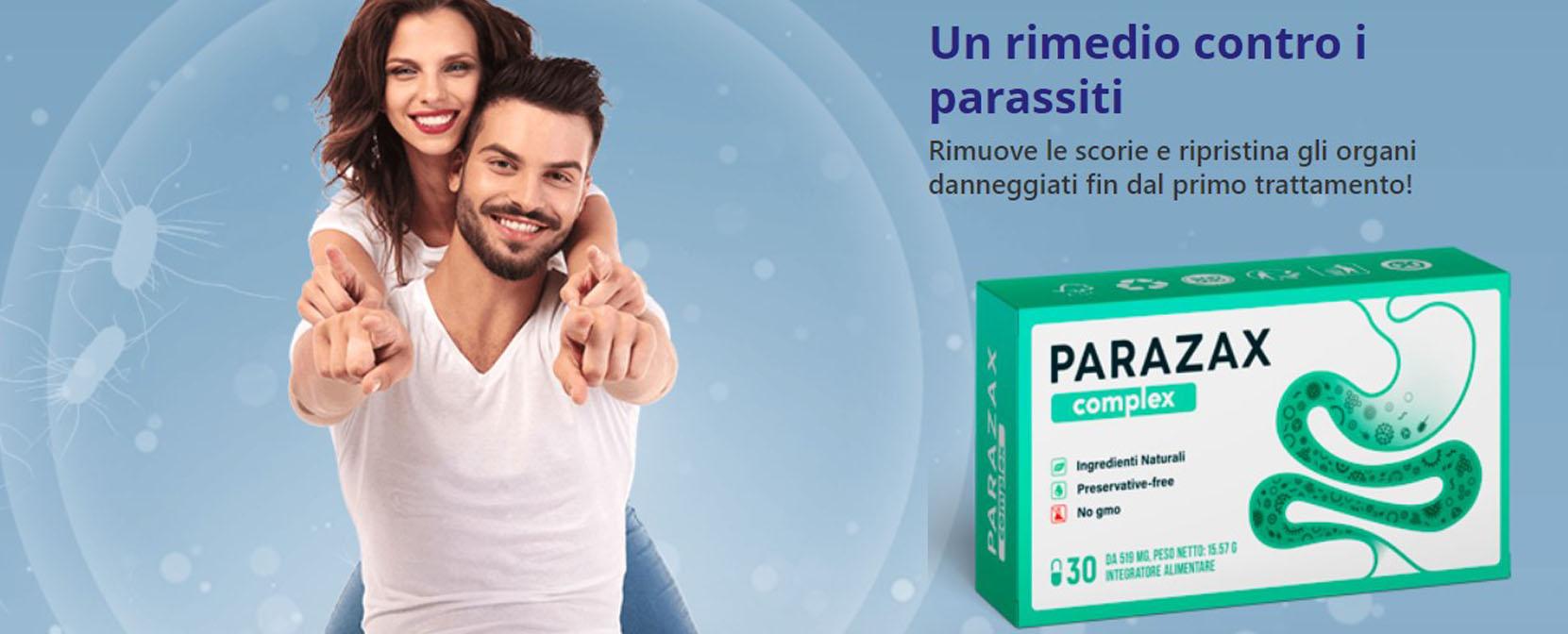 integratore parazax