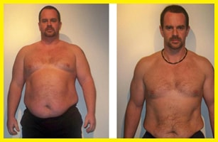 prima e dopo muscoli mass extreme