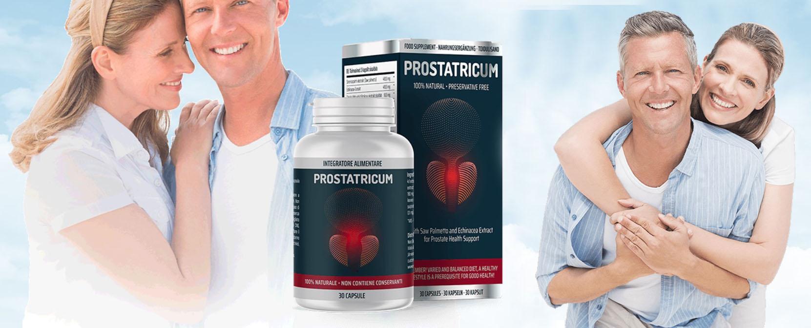 integratore prostatite
