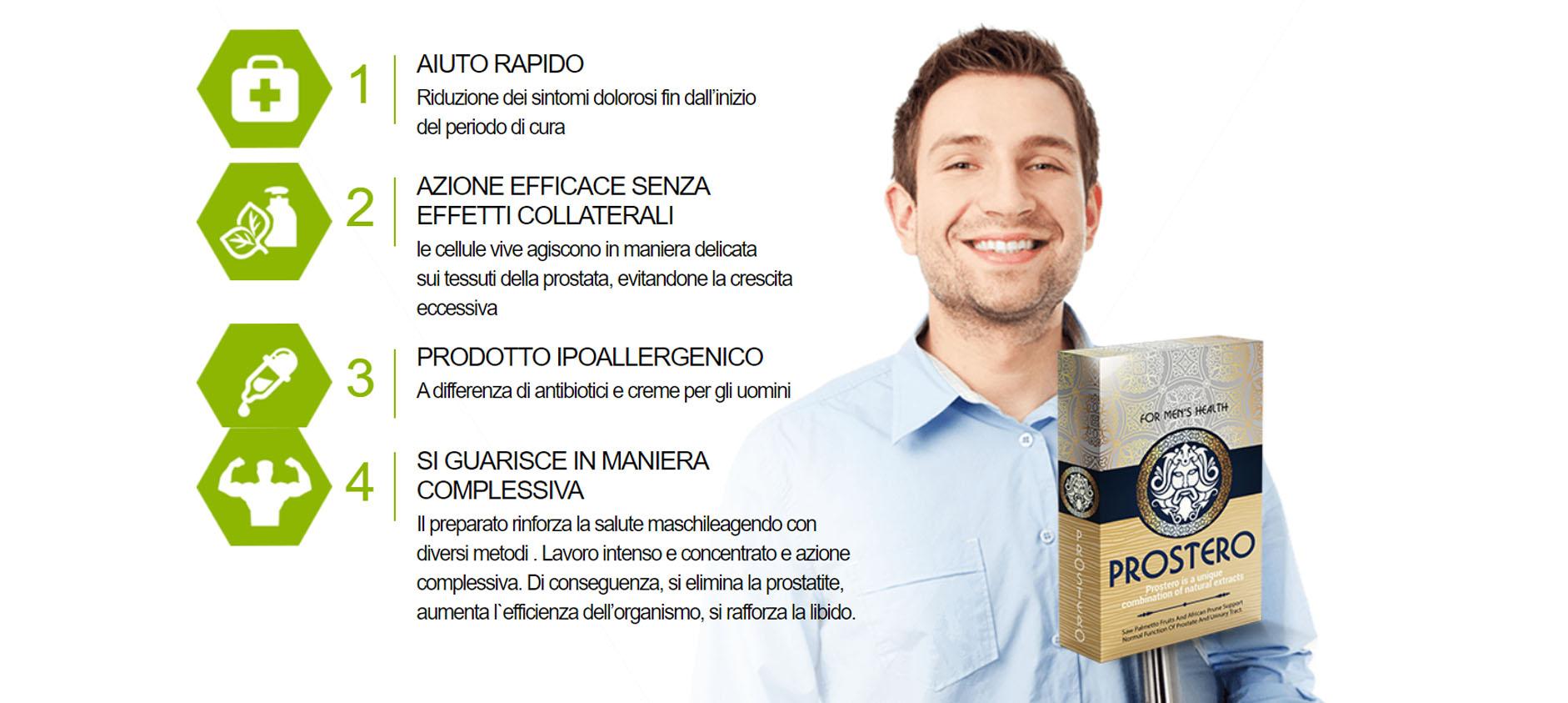 prostero integratore prostata