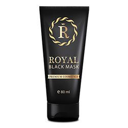 confezione royal black mask