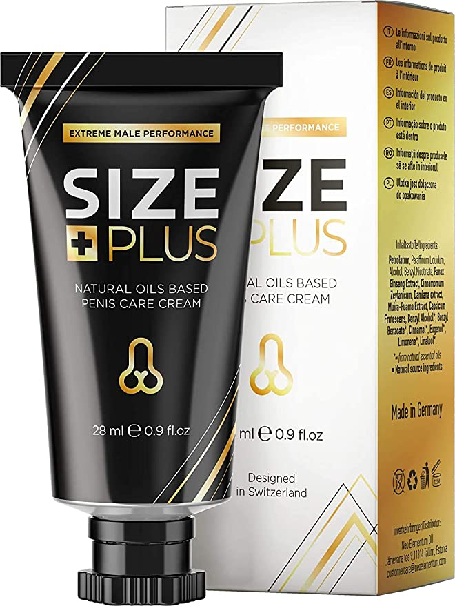 size-plus-cream-funziona-benefici