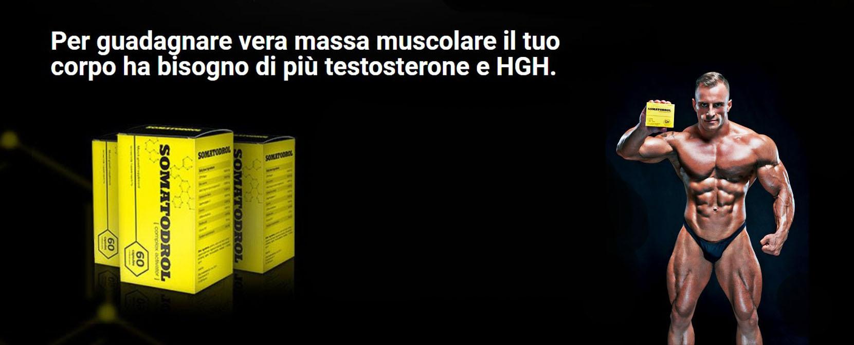 integratore testosterone