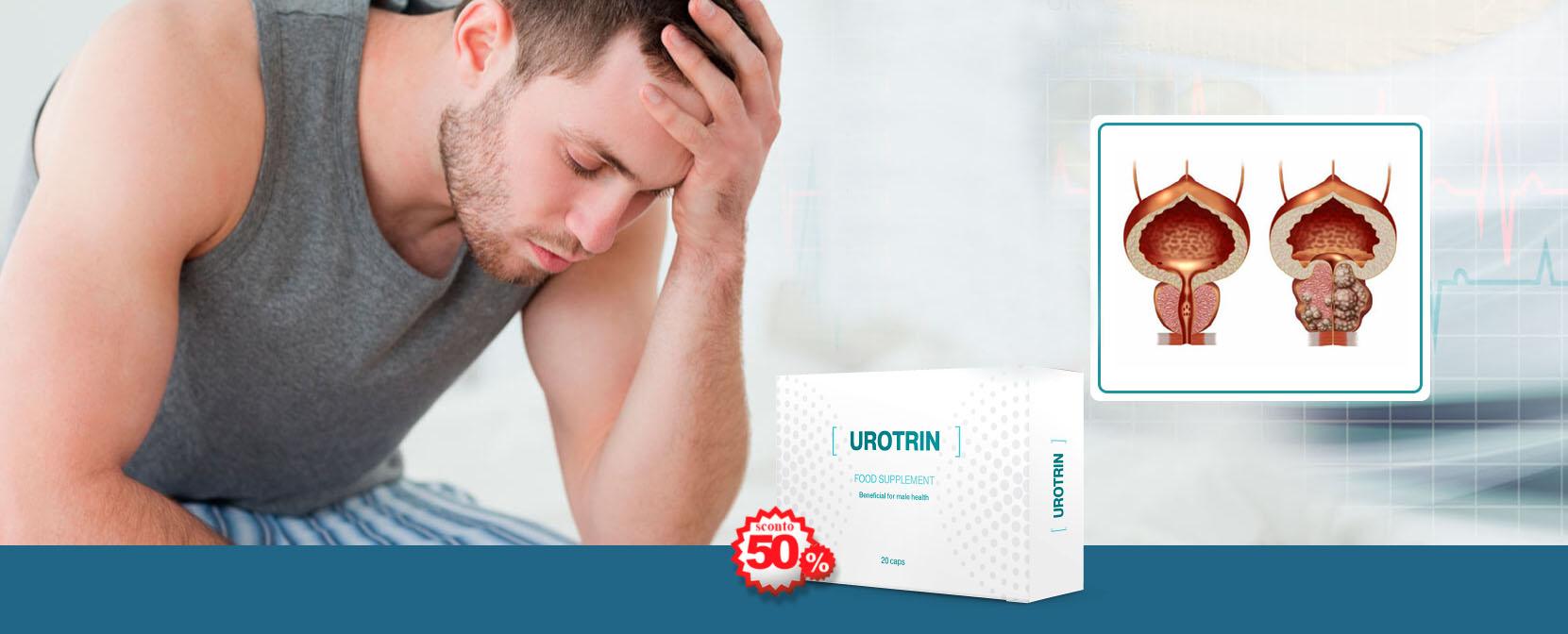 urotrin integratore prostata